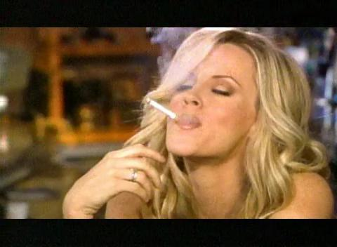 Jenny McCarthy SMOKING!